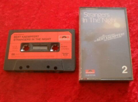 MC BERT KAEMPFERT STRANGERS IN THE NIGHT 2 MUSIKKASSETTE CASSETTE