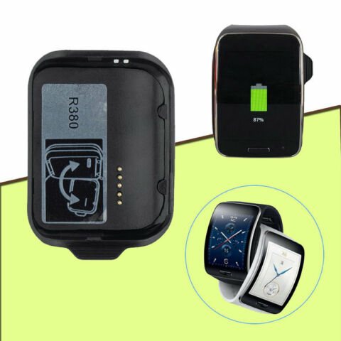 CHARGING CRADLE SMART WATCH CHARGER DOCK FOR SAMSUNG GALAXY GEAR 2 SM R380 ME
