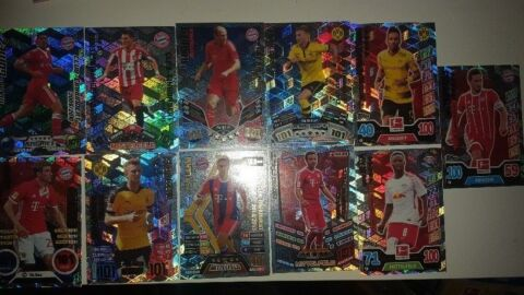TOPPS MATCH ATTAX BUNDESLIGA 2017 2018 CLUB 100 MATCHWINNER TORJ GER LEGENDEN