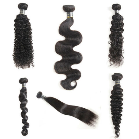 100 BRAZILIAN VIRGIN HUMAN HAIR WEFTS 9A UNPROCESSED 8 TO 34INCH SAME DAY SHIP