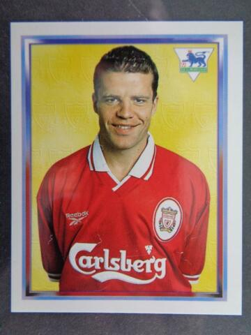 MERLIN PREMIER LEAGUE 98 STIG INGE BJORNEBYE LIVERPOOL 324