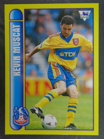 MERLIN PREMIER LEAGUE 98 KEVIN MUSCAT CRYSTAL PALACE 192