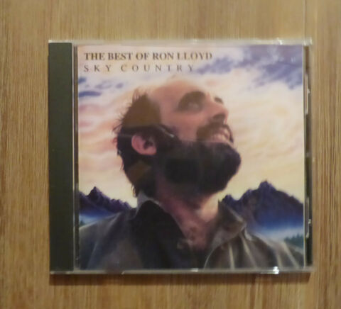 CD THE BEST OF RON LLOYD SKY COUNTRY