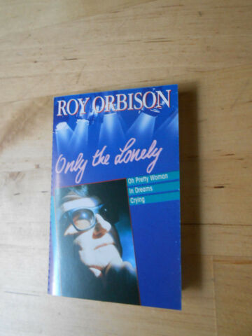 MC KASSETTE ROY ORBISON ONLY THE LONELY