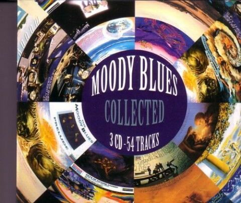 3 CD NEU BEST OF THE MOODY BLUES 54 TRACKS NIGHTS IN WHITE SATIN MKMBH