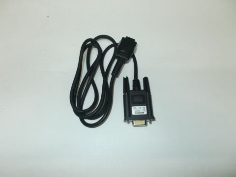 SIEMENS DATA CABLE DCA 550 RS232 TO ST 55 K 16 6