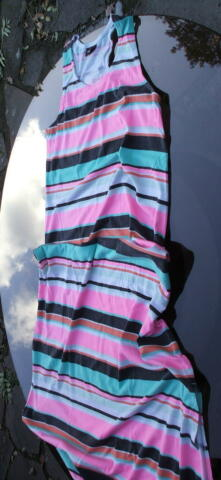 LANGES BEQUEMES KLEID PAGE ONE YOUNG GR 170 176 ODER GR S