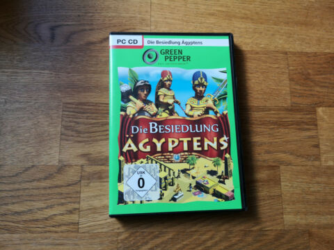 DIE BESIEDLUNG GYPTENS PC 2014 DVD BOX
