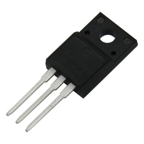 STF10N80K5 TRANSISTOR N MOSFET UNIPOLAR 800V 6A 30W TO220FP ST MICROELECTRONICS