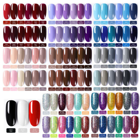 BORN PRETTY 5ML NAGEL GELLACK UV GEL POLISH NAIL ART MANIK RE SOAK OFF NAGELLACK