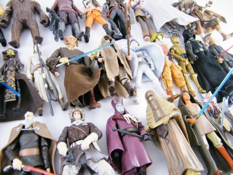 STAR WARS MODERN FIGURES SELECTION MANY TO CHOOSE FROM MOD 4