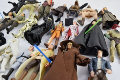 STAR WARS MODERN FIGURES SELECTION MANY TO CHOOSE FROM MOD 15