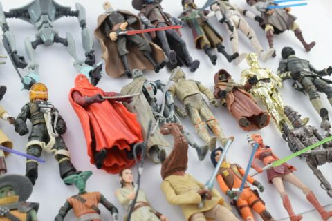 STAR WARS MODERN FIGURES SELECTION MANY TO CHOOSE FROM MOD 7