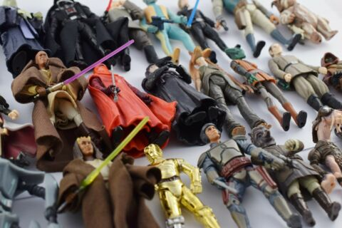 STAR WARS MODERN FIGURES SELECTION MANY TO CHOOSE FROM MOD 36