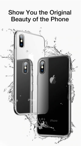F R APPLE IPHONE X HANDYH LLE COVER PANZER SCHUTZ 9H R CKSEITE SILIKONH LLE