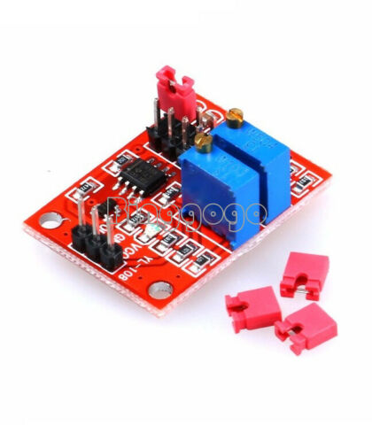 2PCS NE555 ADJUSTABLE SQUARE WAVE MODULE PULSE FREQUENCY LM358 DUTY CYCLE