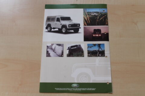 77936 LAND ROVER DEFENDER 110 PICK UP PROSPEKT 199