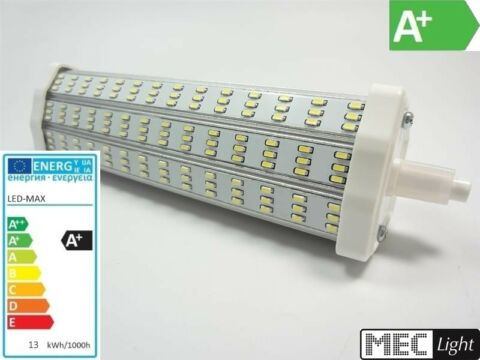 R7S LED STAB LEUCHTE 126X SMD LEDS 189MM 13W 1100LM COLD WEI EEK A