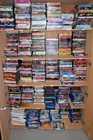 VARIOUS DVD MOVIES FOR SALE COMBINED SHIPPING LARGE COLLECTION