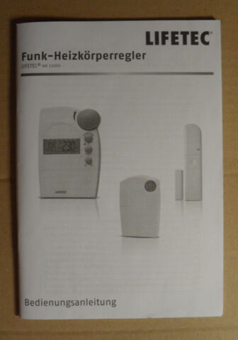Uponor T-75 silber 1000504 Funk-Raumthermostat Raumregler