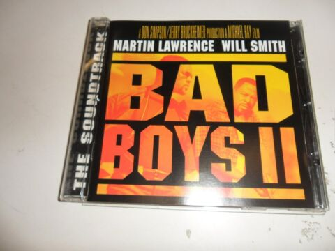 CD BAD BOYS II VON OST UND VARIOUS 2003 SOUNDTRACK