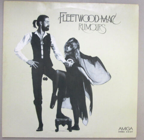 FLEETWOOD MAC VINYL 12 AMIGA 855677