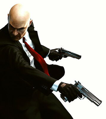 HITMAN ABSOLUTION OUTFIT EDITION VIDEO GAME