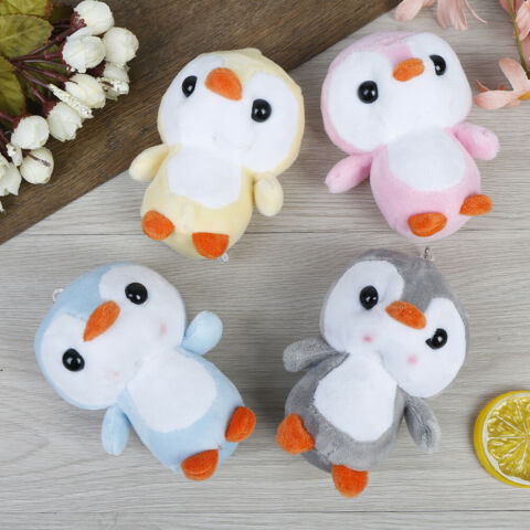 KIDS PLUSH DOLLS PENGUIN TOY BABY MINI ANIMALS TOY FOR GIRLS BOY BEST GIFT TOYYG