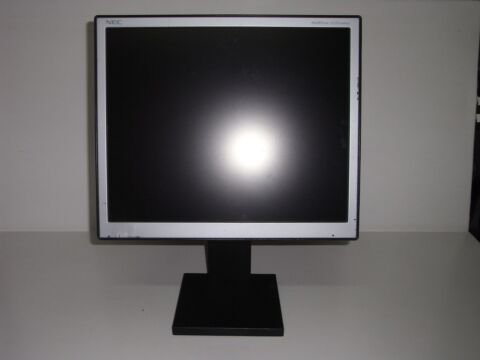 NEC MULTISYNC 1960NXI 19 MONITOR ZOLL LCD BILDSCHIRM DISPLAY L192R9PC COMPUTER