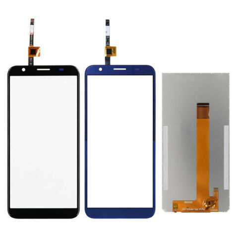 NEU TOUCH SCREEN LCD DISPLAY F R ZTE BLADE A506 5 2 FREE TOOLS ADHESIVE