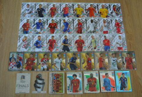PANINI ADRENALYN XL ROAD TO EURO 2020 SONDERKARTEN RARE FANS POWER UP LIMITED