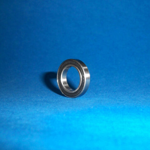 6 KUGELLAGER 6804 61804 2RS 20 X 32 X 7 MM