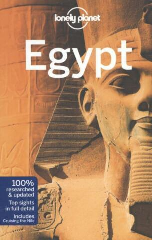 LONELY PLANET EGYPT GYPTEN 12 AUFLAGE NEU
