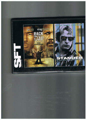 BACK IN THE DAY STANDER 2 FILME AUF SFT DVD 05 08 S G ZUSTAND