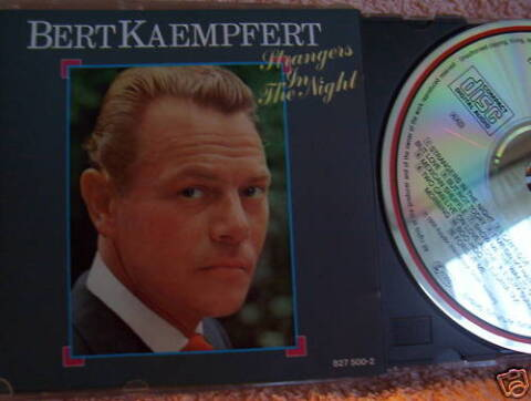 BERT KAEMPFERT STRANGERS IN THE NIGHT POLYDOR ALT