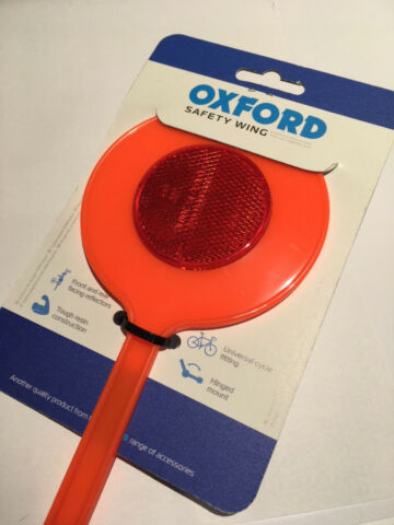 OXFORD SAFETY WING FOLD OUT REFLECTOR UNIVERSAL FITTING