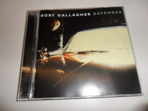 CD RORY GALLAGHER DEFENDER
