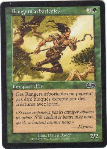 MAGIC NR 279 350 RANGERS ARBOREAL