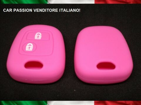 SCHALE SCHL SSEL PEUGEOT SILIKON 107 207 307 206 306 406 TOYOTA AYGO COVER PINK