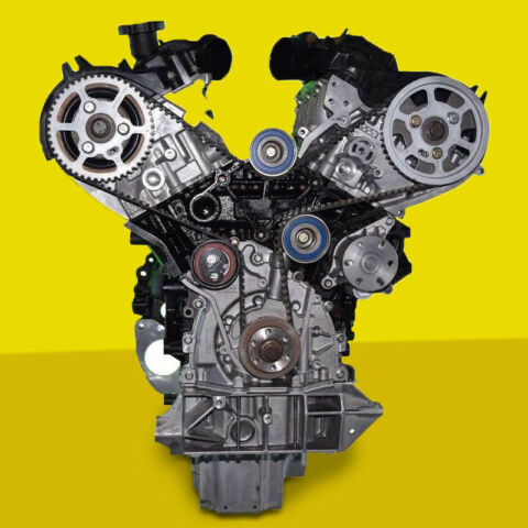 MOTOR LAND ROVER DISCOVERY IV 3 0 TDV6 306DT 200KW 272PS EURO6
