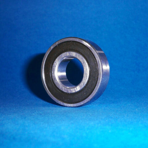 5 KUGELLAGER 6201 2RS 12 X 32 X 10 MM