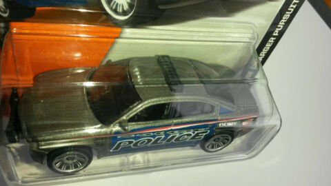 2016 MATCHBOX DODGE CHARGER PURSUIT IN 1 64 MBX HEROTIC RESCUE POLICE
