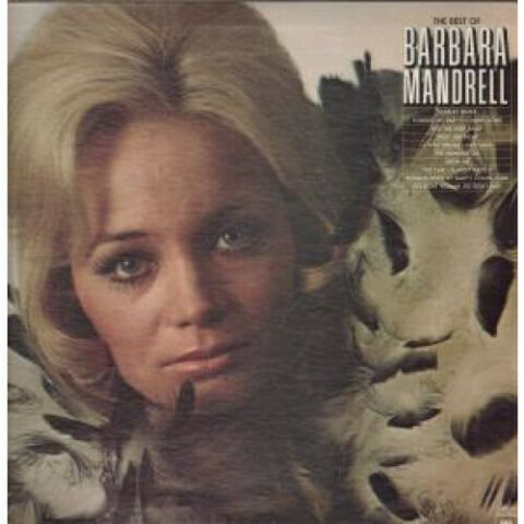 BARBARA MANDRELL BEST OF LP VINYL USA CBS 10 TRACK KC34876