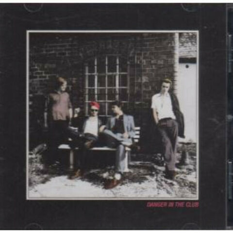 PALMA VIOLETS DANGER IN THE CLUB CD EUROPE ROUGH TRADE 13 TRACK RTRADCD800