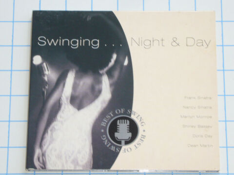 SWINGING NIGHT DAY BEST OF SWING GUT ZUSAMMENGESTELLT