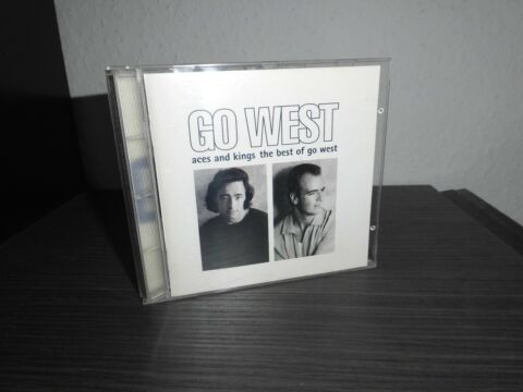 GO WEST ACES AND KINGS THE BEST OF CD 1993 CHRYSALIS MELODIC POP ROCK