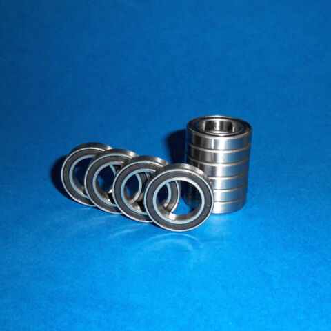 12 KUGELLAGER 6804 61804 2RS 20 X 32 X 7 MM