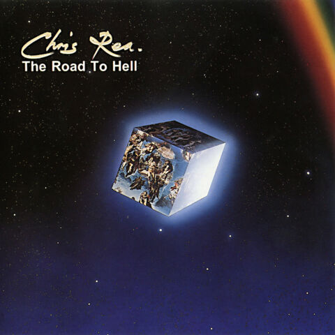 CD ROAD TO HELL 1989 CHRIS REA TEXAS LOOKING FOR A RAINBOW DAYTONA