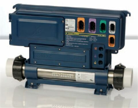 GECKO CONTROLBOX STEUERSYSTEM HEIZUNG UND DISPLAY WHIRLPOOL POOL SPA HOT