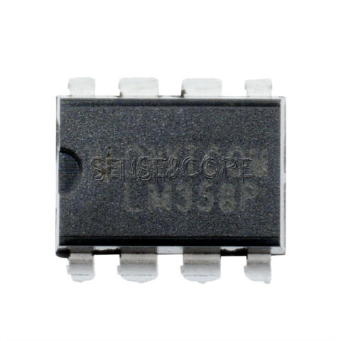 100STKS LM358P LM358N LM358 DIP 8 OPERATIONAL AMPLIFIERS IC TOP